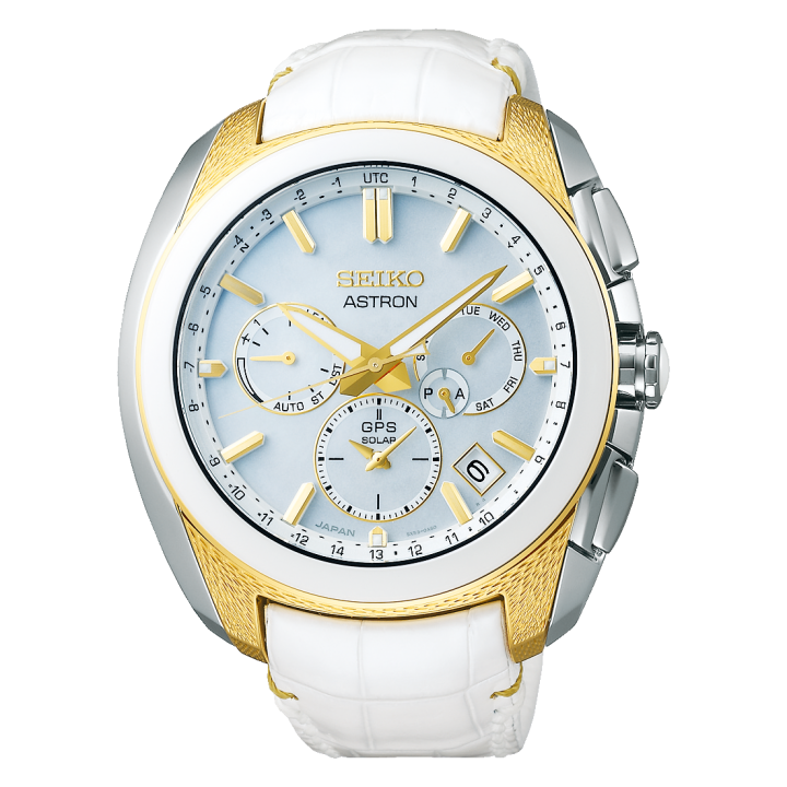 Seiko Astron 2020 Gold Limited Edition SBXC060