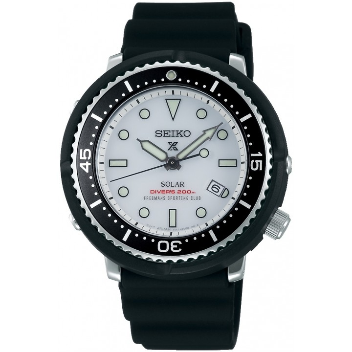 Seiko Prospex Diver Scuba LOWERCASE Special Edition FREEMANS SPORTING CLUB Exclusive Model STBR033